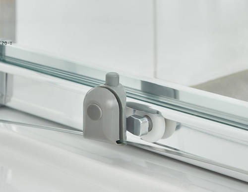 Additional image for Shower Enclosure With Sliding Door (1000x900mm).