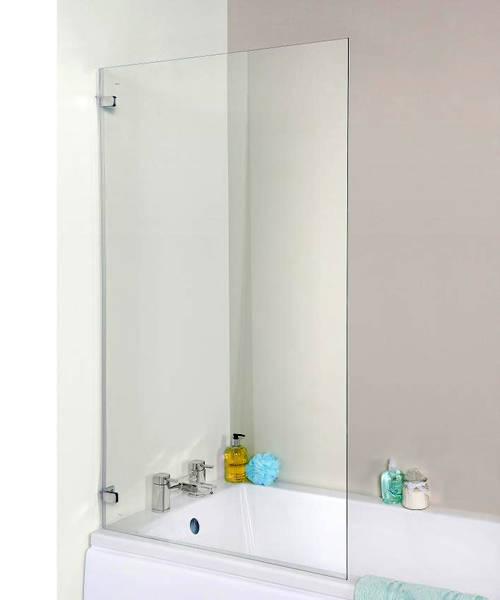 Additional image for Ella Square Bath Screen (1400x780mm).