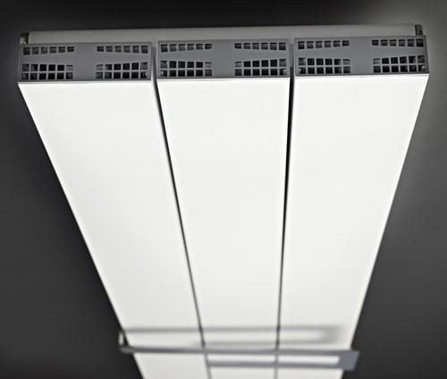 Additional image for Designer Vertical Radiator. 1800x370 (White).