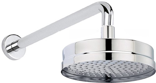 Additional image for Tec Shower Head With Arm (200mm).