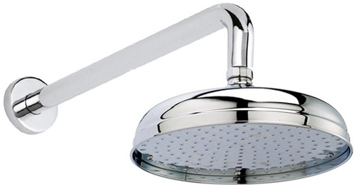 Additional image for Apron Shower Head With Arm (200mm).