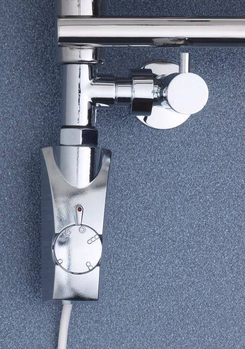 Additional image for 600w thermostatic heating element (chrome)