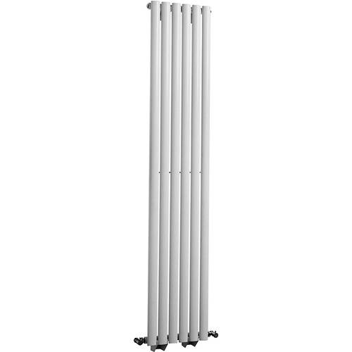 Additional image for Revive Radiator (White). 354x1800mm. 3030 BTU.
