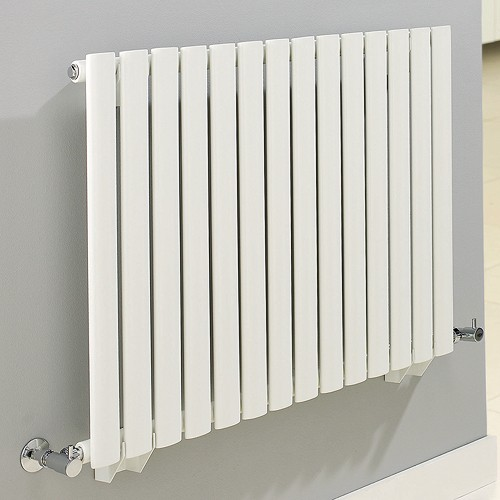 Additional image for Revive Radiator (White). 826x633mm. 2709 BTU.