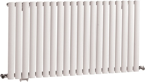 Additional image for Revive Radiator (White). 1180x633mm. 3947 BTU.