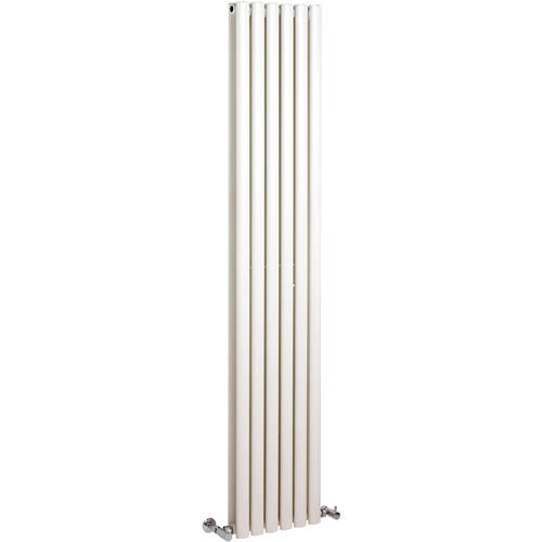 Additional image for Revive white radiator size 1800 x 354mm. 5964 BTU