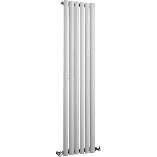 Additional image for Revive Radiator (White). 354x1500. 2560 BTU.