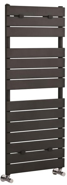 Additional image for Towel Radiator. 1213x500 (Anthracite).