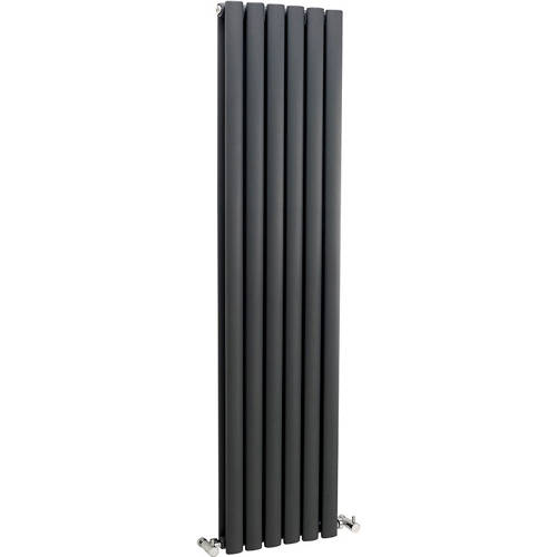Additional image for Revive Radiator 354x1500 (Anthracite). 4710 BTU.