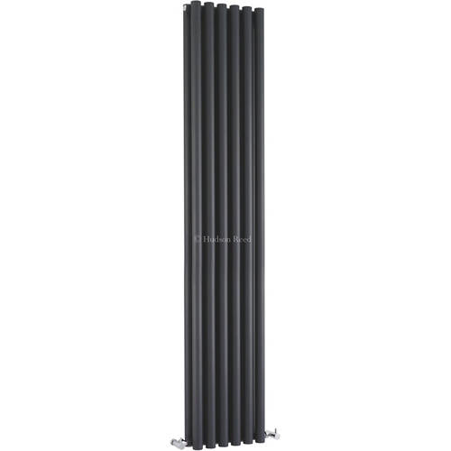 Additional image for Savy Double Radiator (Anthracite). 354x1800mm.