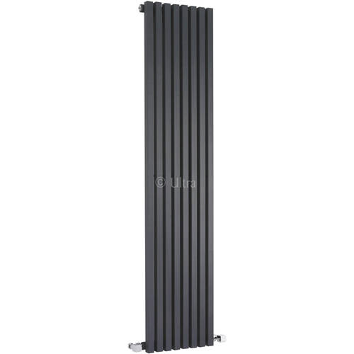 Additional image for Kenetic Radiator (Anthracite). 360x1800mm.
