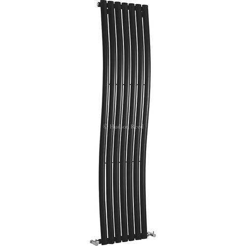 Additional image for Revive Wave Radiator (Black). 413x1785mm.