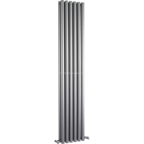Additional image for Savy Double Radiator (Silver). 354x1800mm.