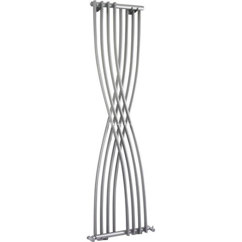 Additional image for Xcite Designer Radiator (Silver). 450x1775mm.