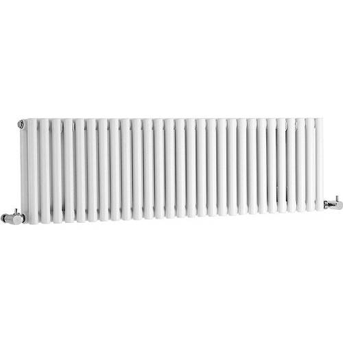 Additional image for Refresh Radiator (White). 1064x300mm. 6547 BTU.