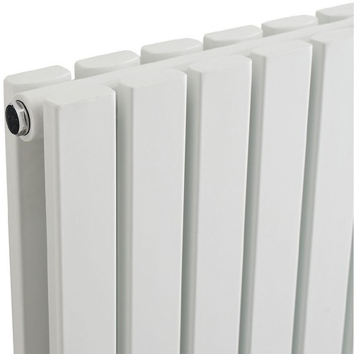 Additional image for Sloane Radiator (White). 354x1500mm. 3934 BTU.