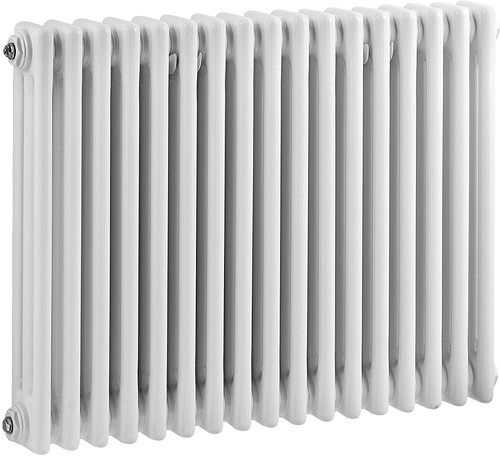 Additional image for 3 Column Radiator (White). 786x600mm.