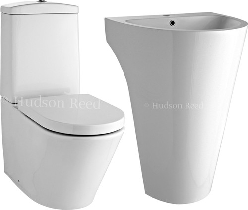 Additional image for Complete Bathroom Suite With 1700x750mm Bath.