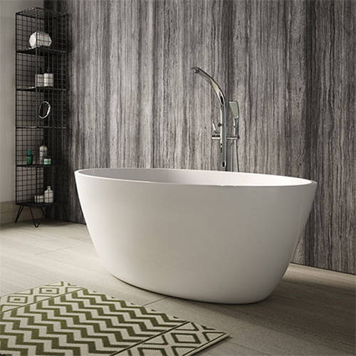 Additional image for Grace Freestanding Bath 1510x760mm.