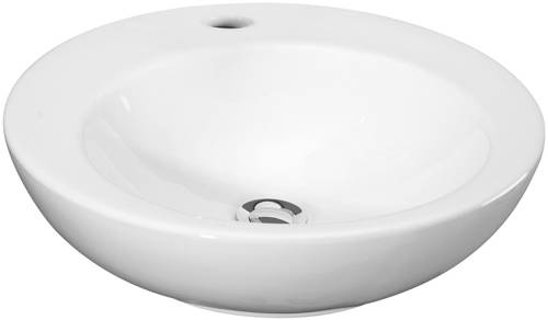 Additional image for Round Free Standing Basin (460mm diameter).