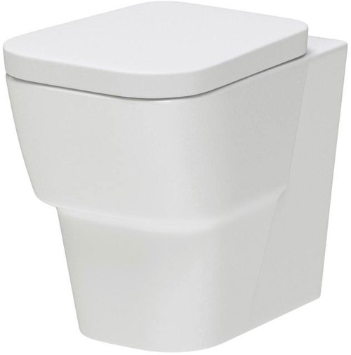 Additional image for Back to Wall Toilet Pan (BTW).