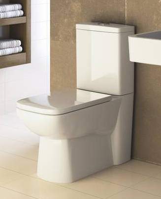 Additional image for Flush Toilet Pan With Cistern.
