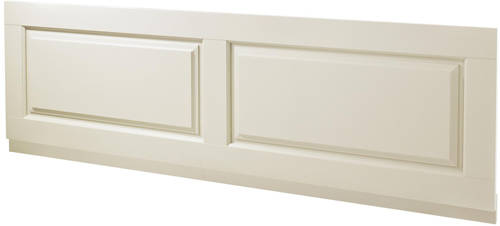 Additional image for Front Bath Panel 1700mm (Ivory).