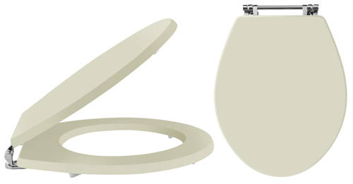 Additional image for Carlton Soft Close Toilet Seat (Pistachio).