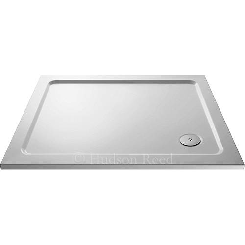 Additional image for Low Profile Rectangular Shower Tray. 900x760x40mm.