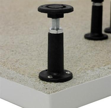 Additional image for Easy Plumb Square Shower Tray. 1000x1000x40mm.