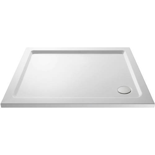 Additional image for Rectangular Shower Tray (1000x700x40mm).