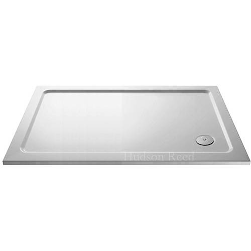 Additional image for Low Profile Rectangular Shower Tray. 1200x900x40mm.