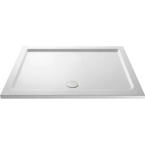 Additional image for Rectangular Shower Tray (1600x700x40mm).