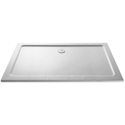 Additional image for Low Profile Rectangular Shower Tray. 1600x800x40mm.