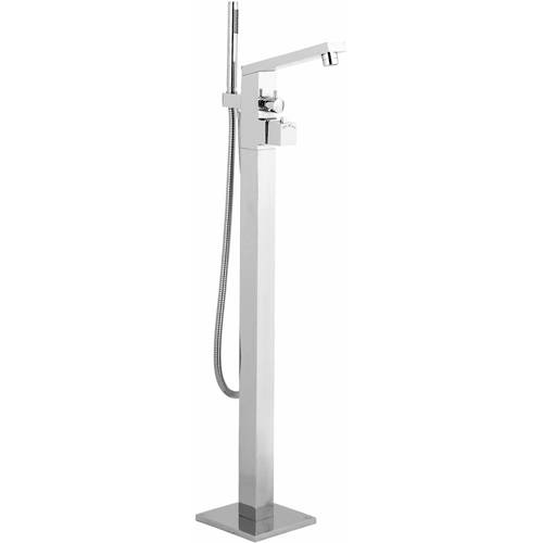 Additional image for Freestanding Thermostatic Bath Shower Mixer Tap.