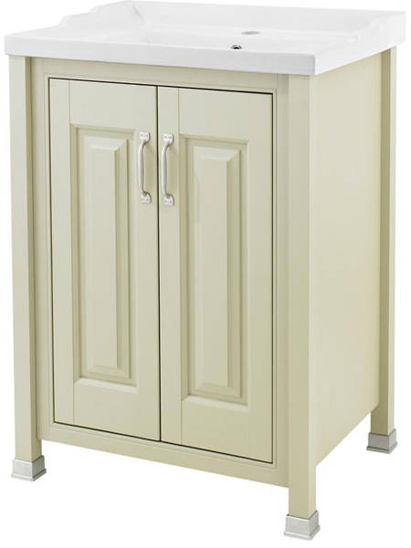 Additional image for 600mm Vanity & 600mm WC Unit Pack (Pistachio).