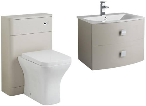 Additional image for Bathroom Furniture Pack 1 (Cashmere).