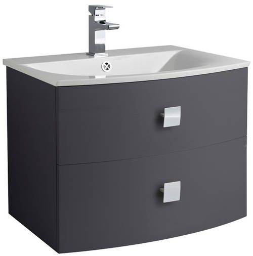 Additional image for Bathroom Furniture Pack 1 (Graphite).