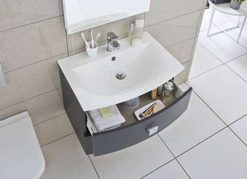 Additional image for Bathroom Furniture Pack 4 (Graphite).