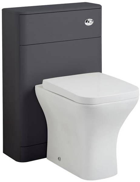 Additional image for Bathroom Furniture Pack 6 (RH, Graphite)
