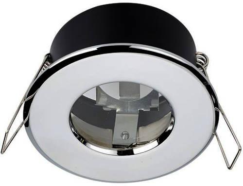 Additional image for 1 x Shower Spot Light & Cool White LED Lamp (Chrome).