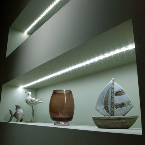Additional image for LED Strip Lights, 2 Meter (Warm White Light).