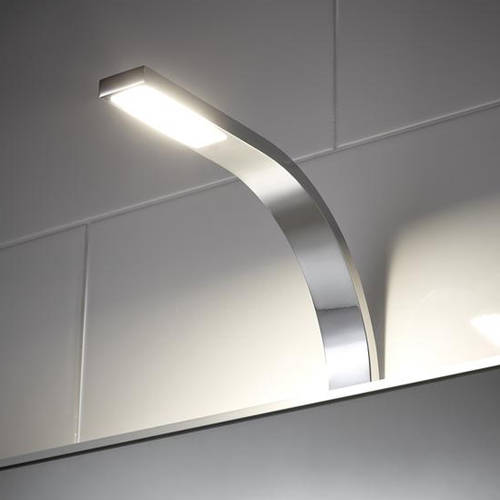 Additional image for COB LED Over Mirror Light Only (Cool White).