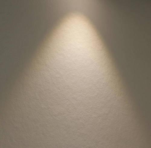 Additional image for 3 x Spot Light & Warm White LED Lamp (Glass & Chrome)