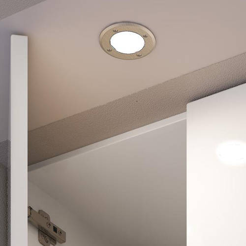 Additional image for Low Voltage LED Recessed Light & Driver (Cool White).