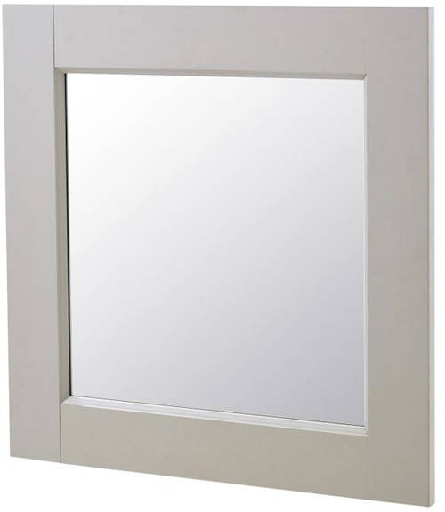 Additional image for 800mm Vanity & 600mm Mirror Pack (Stone Grey).