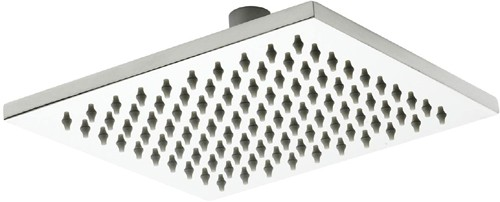 Additional image for Square Shower Head (200x200mm, Stainless Steel).