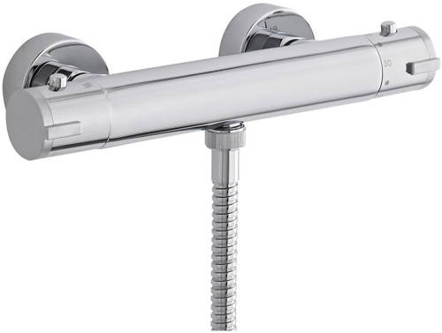 Additional image for TMV2 Thermostatic Bar Shower Valve (Bottom Outlet).