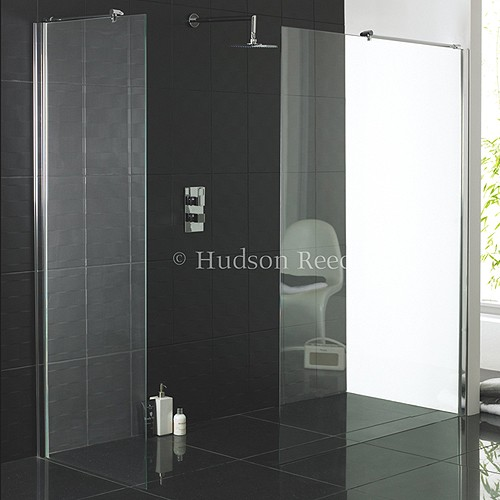 Additional image for Glass Shower Screen & Arm (900x1950mm).