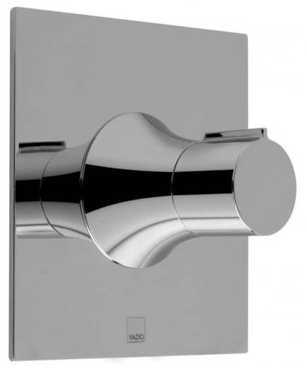 Additional image for 2 Outlet Thermostatic Shower Valve Kit With Stop Valves.